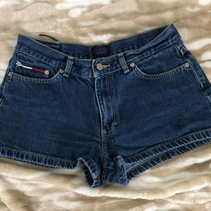 Vintage Tommy jeans high waisted shorts size 11